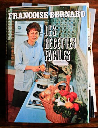 fran oise bernard quand le livre de cuisine fait recette exploratrice de saveurs. Black Bedroom Furniture Sets. Home Design Ideas