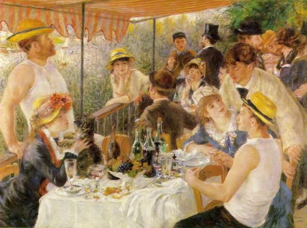 Dejeuner-canotiers